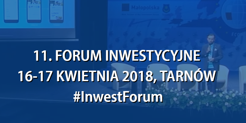 Będziemy na 11. Forum Inwestycyjnym w Tarnowie